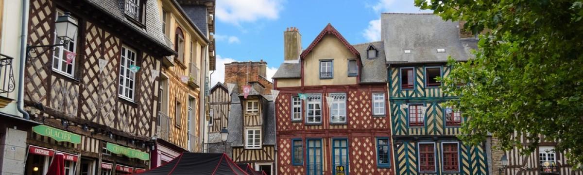 loi pinel rennes - la place Sainte-Anne à Rennes