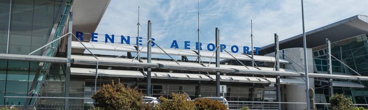 Aéroport Rennes Bretagne à Saint-Jacques-de-la-Lande