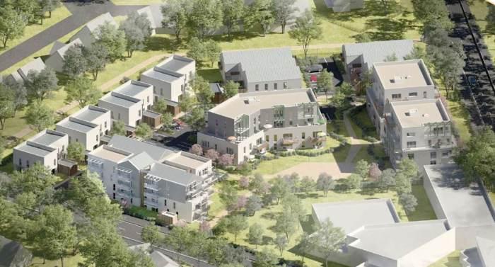 Maisons neuves et appartements neufs Cesson-Sévigné référence 4118 : aperçu n°1