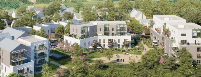 Maisons neuves et appartements neufs Cesson-Sévigné référence 4118 : aperçu n°2