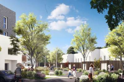 Maisons neuves et appartements neufs Cesson-Sévigné référence 4118