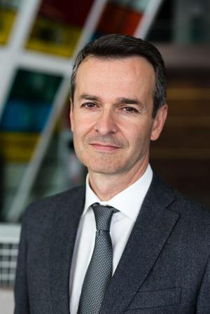 Emmanuel Couet, président de Rennes Métropole et maire de Saint-Jacques-de-la-Lande