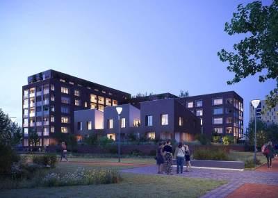 Appartements neufs Cleunay - Arsenal - Redon référence 4126