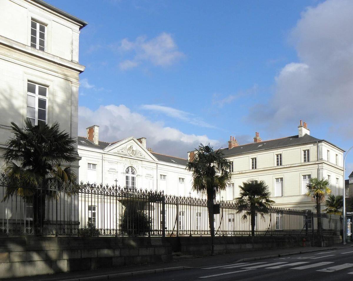 Le visage actuel de l'Hôtel-Dieu de Rennes