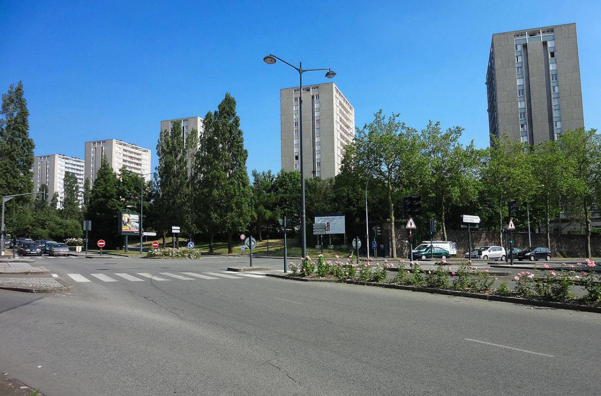 Le quartier du Gros Chêne