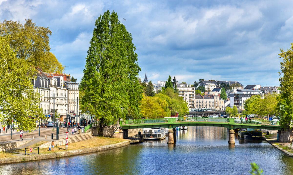 Même architecte pour le quai de Versailles à Nantes et les Champs Bleus à Vezin