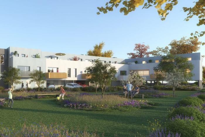 Appartements neufs Vezin-le-Coquet référence 4172 : aperçu n°0
