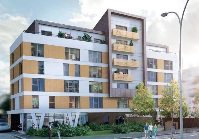 Appartements neufs Villejean - Beauregard référence 4247 : aperçu n°0