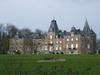 Les constructions autour de la mairie de Montgermont