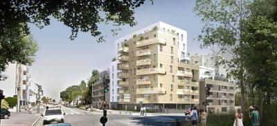 Appartements neufs Bréquigny référence 4314