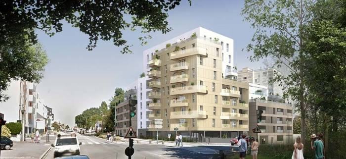 Appartements neufs Bréquigny référence 4314 : aperçu n°0
