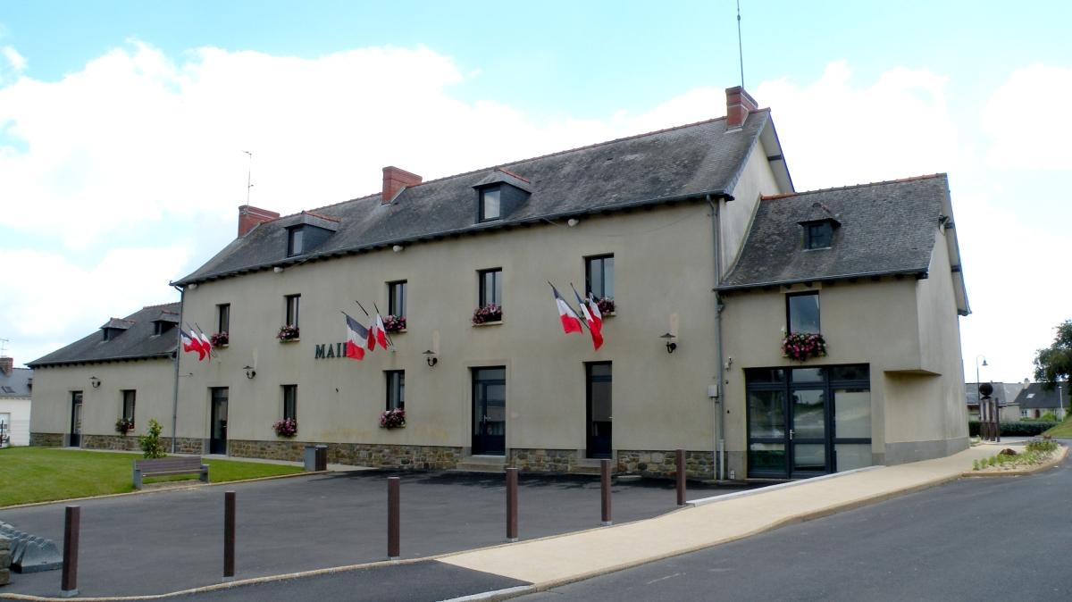 Mairie de Gévezé