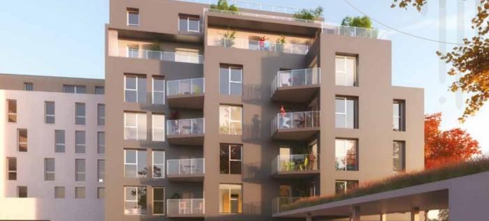 Appartements neufs Bréquigny référence 4414 : aperçu n°0