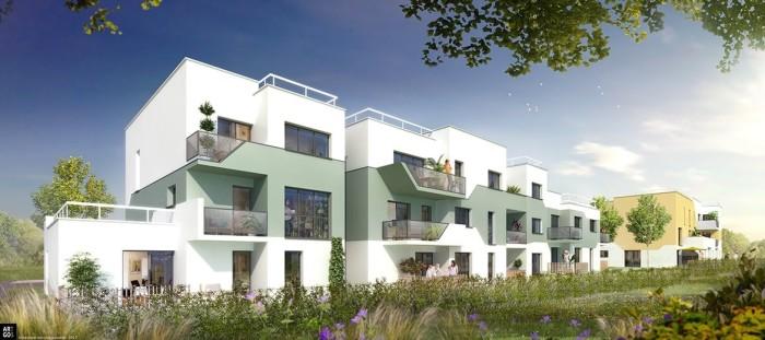 Appartements neufs Vern-sur-Seiche référence 4416 : aperçu n°2