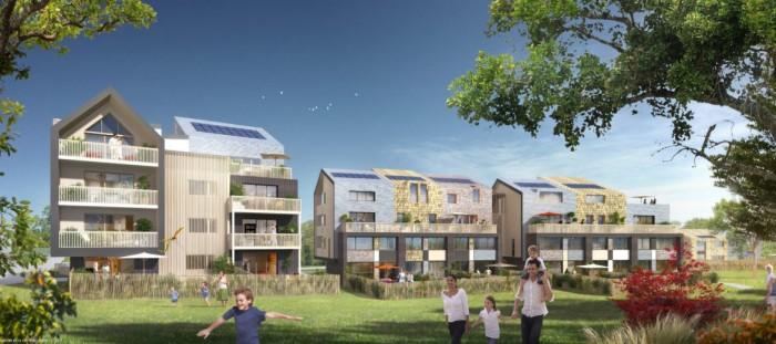 Appartements neufs Saint-Erblon référence 4418 : aperçu n°0