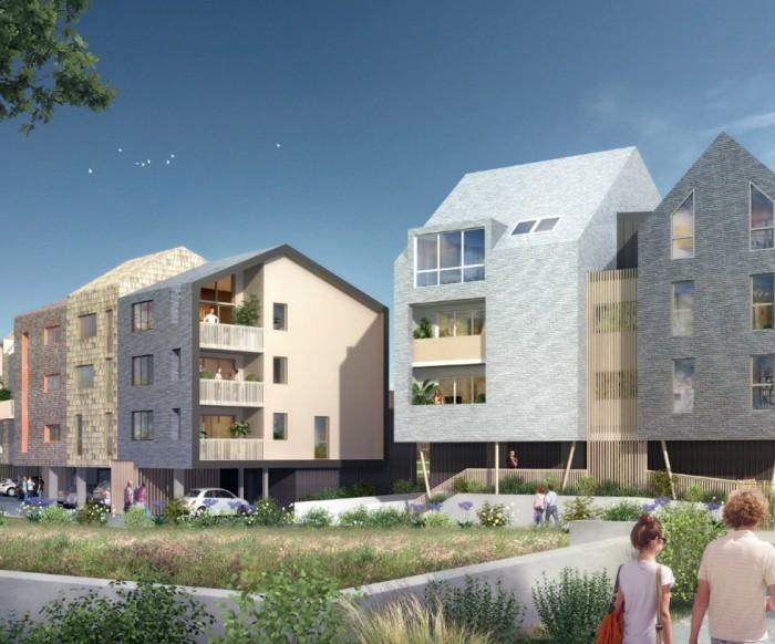 Appartements neufs Saint-Erblon référence 4418 : aperçu n°3
