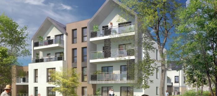 Appartements neufs Pacé référence 4419 : aperçu n°0