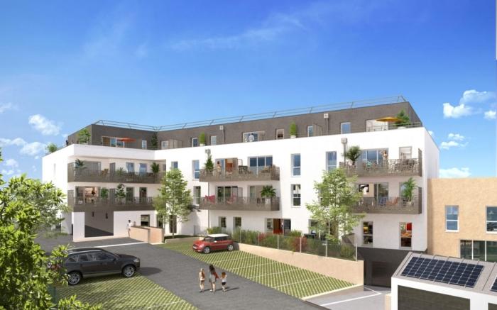 Appartements neufs Mordelles référence 4450 : aperçu n°0