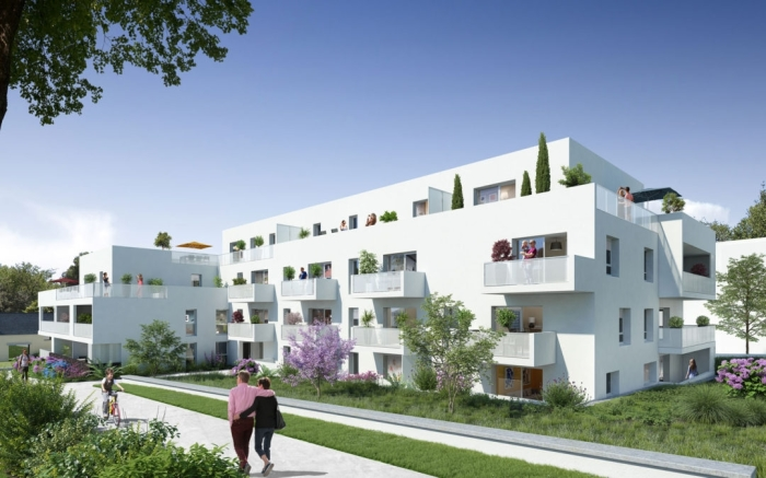 Appartements neufs La Chapelle-des-Fougeretz référence 4593 : aperçu n°0