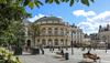 Rennes Métropole - La place face à l'opéra de Rennes