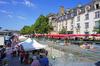 Le marché des Lices à Rennes