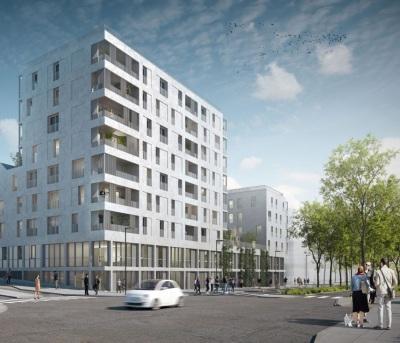 Appartements neufs Saint-Jacques-de-la-Lande référence 4893