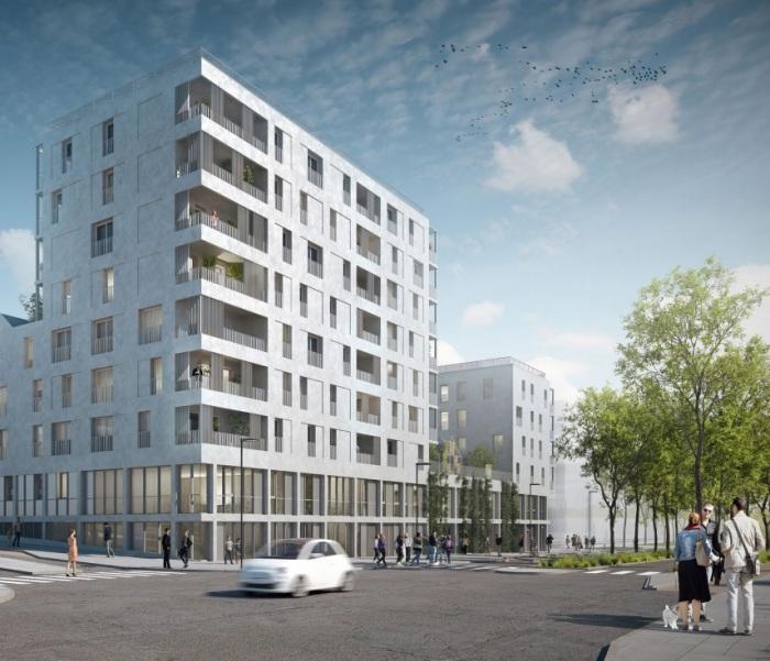 Appartements neufs Saint-Jacques-de-la-Lande référence 4893 : aperçu n°0