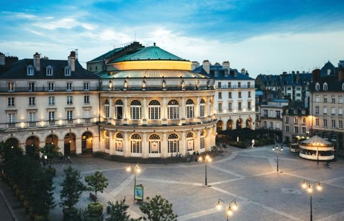 Appartements neufs Saint-Jacques-de-la-Lande référence 4893 : aperçu n°3