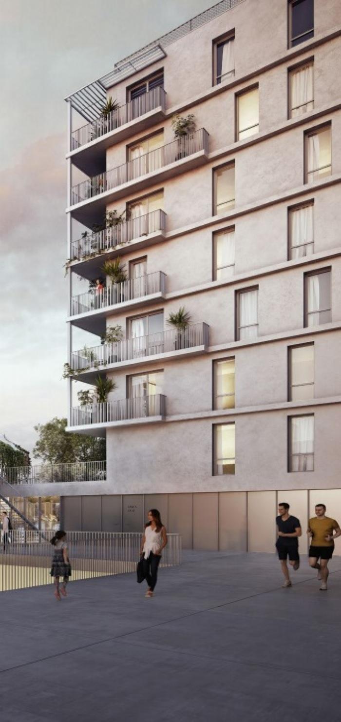 Appartements neufs Saint-Jacques-de-la-Lande référence 4893 : aperçu n°5