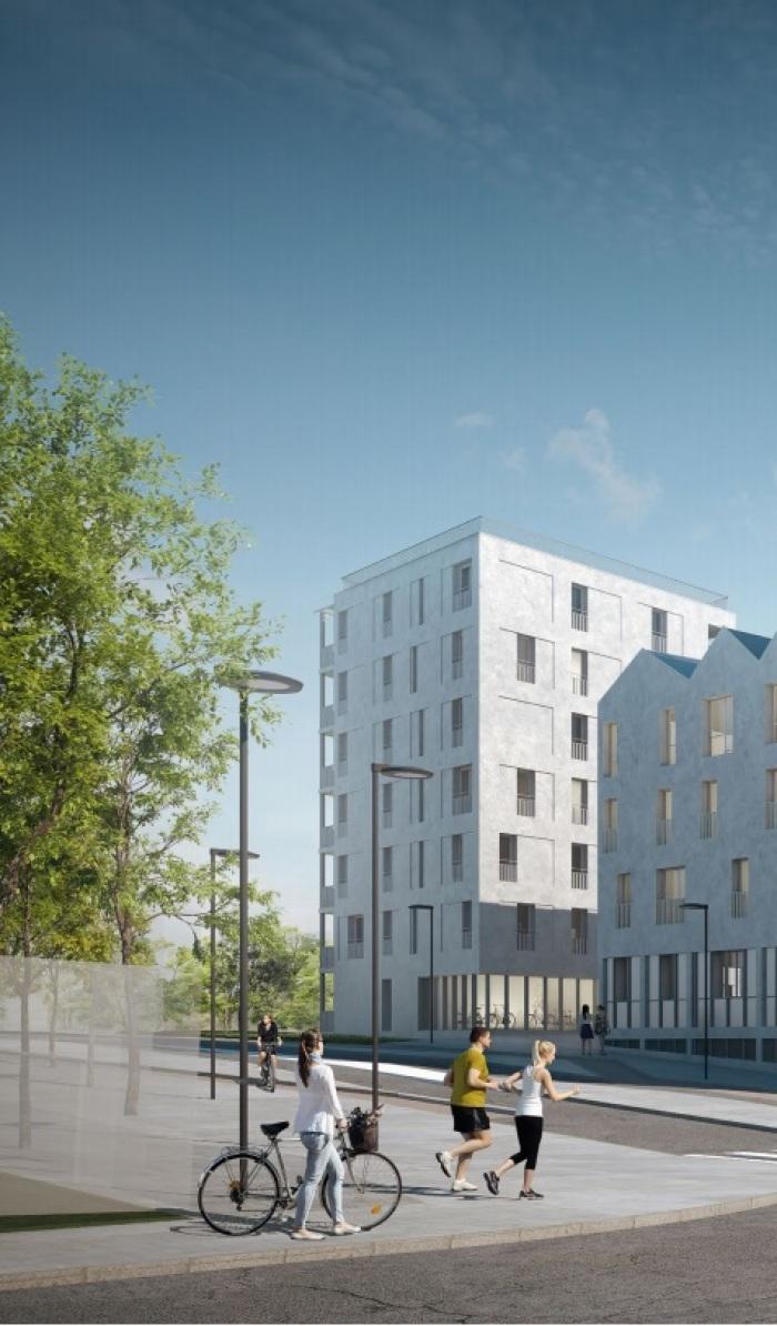 Appartements neufs Saint-Jacques-de-la-Lande référence 4893 : aperçu n°6