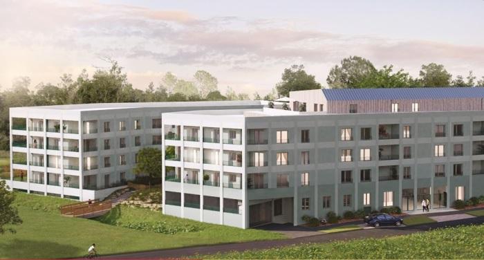 Appartements neufs Vezin-le-Coquet référence 4894 : aperçu n°0