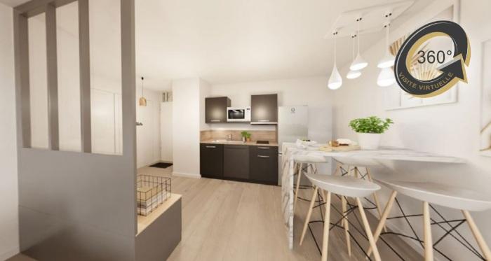 Appartements neufs Vezin-le-Coquet référence 4894 : aperçu n°1