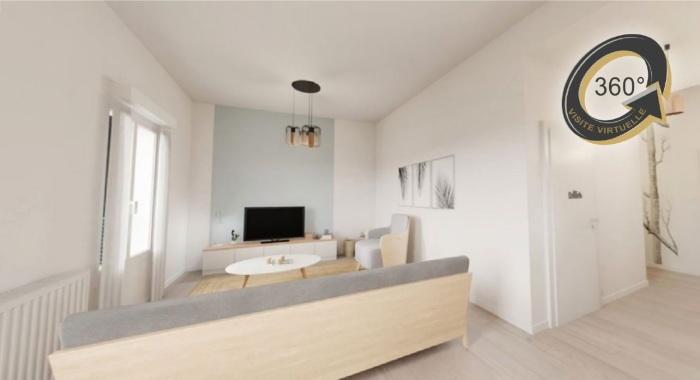 Appartements neufs Vezin-le-Coquet référence 4894 : aperçu n°2