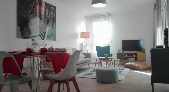 Appartements neufs Jeanne d'Arc - Longs-Champs - Atalante Beaulieu référence 4895 : aperçu n°2