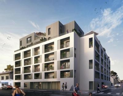 Appartements neufs Jeanne d'Arc - Longs-Champs - Atalante Beaulieu référence 4896