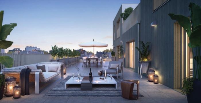 Appartements neufs Jeanne d'Arc - Longs-Champs - Atalante Beaulieu référence 4896 : aperçu n°2
