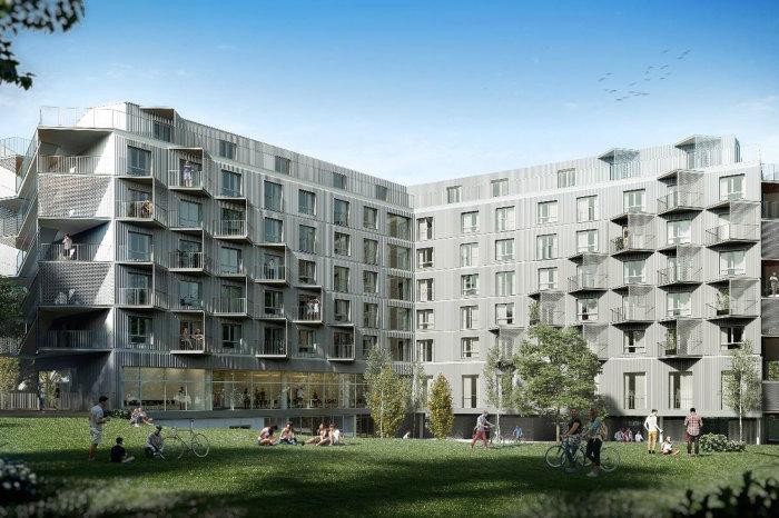Appartements neufs Cesson-Sévigné référence 4898 : aperçu n°2