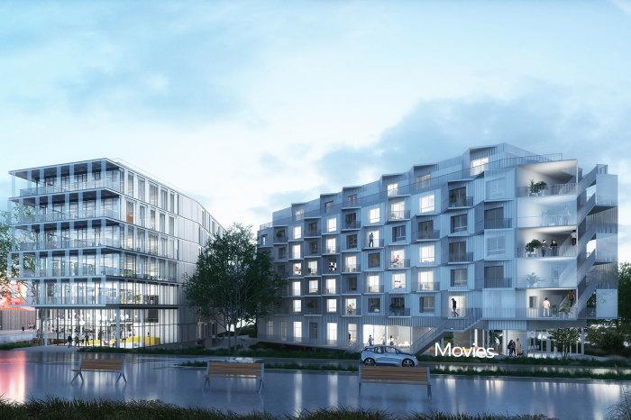 Appartements neufs Cesson-Sévigné référence 4898 : aperçu n°3
