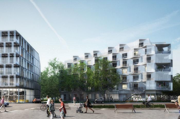 Appartements neufs Cesson-Sévigné référence 4898 : aperçu n°4