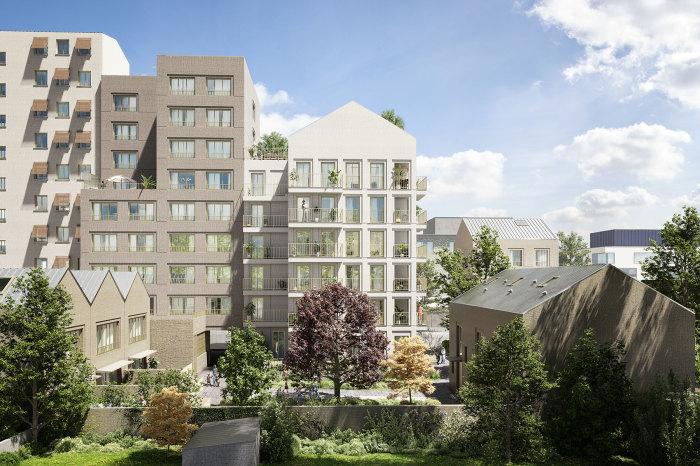 Maisons neuves et appartements neufs Sud-Gare référence 5127 : aperçu n°1