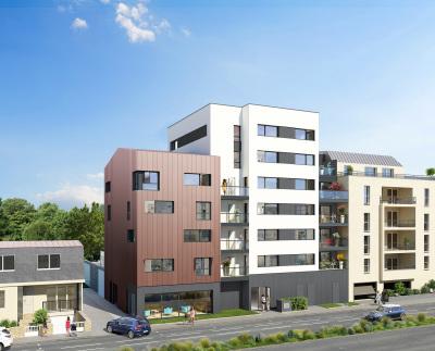 Appartements neufs Jeanne d'Arc - Longs-Champs - Atalante Beaulieu référence 5129
