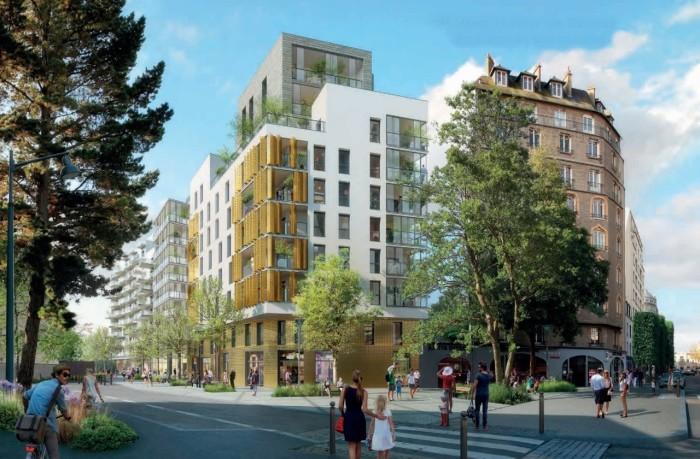 Appartements neufs Centre référence 5131 : aperçu n°0