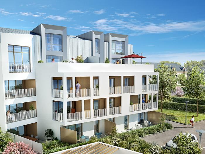 Appartements neufs Cesson-Sévigné référence 5201 : aperçu n°0