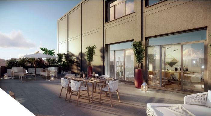 Maisons neuves et appartements neufs Jeanne d'Arc - Longs-Champs - Atalante Beaulieu référence 5252 : aperçu n°1