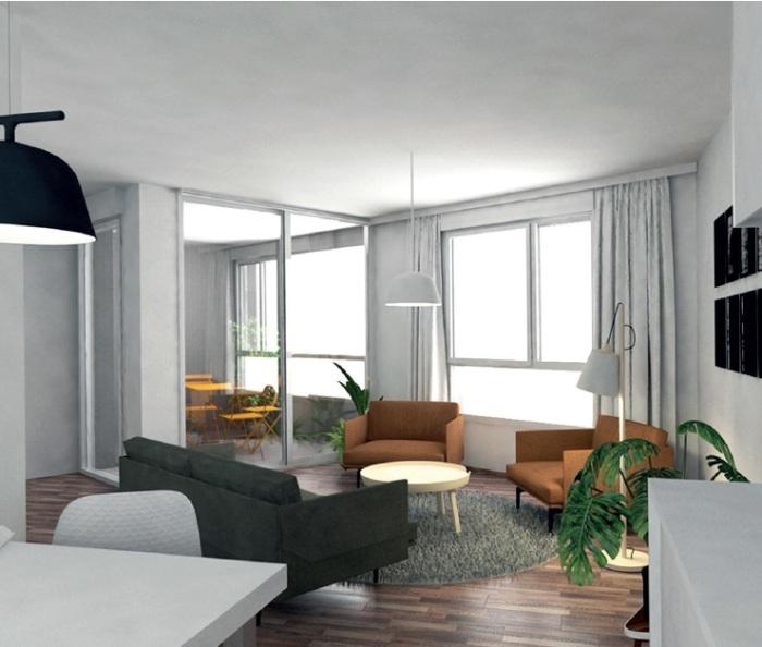 Maisons neuves et appartements neufs Jeanne d'Arc - Longs-Champs - Atalante Beaulieu référence 5252 : aperçu n°2