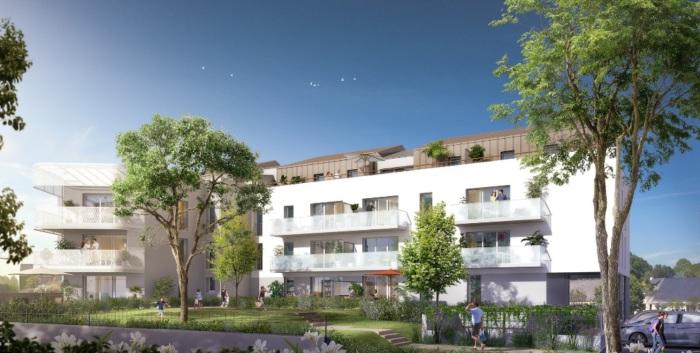 Appartements neufs Noyal-Châtillon-sur-Seiche référence 5263 : aperçu n°0