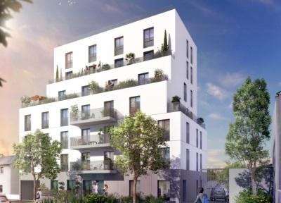Maisons neuves et appartements neufs Maurepas - Patton - Bellangerais référence 5264