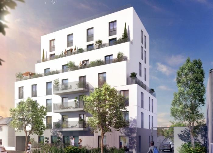 Maisons neuves et appartements neufs Maurepas - Patton - Bellangerais référence 5264 : aperçu n°0