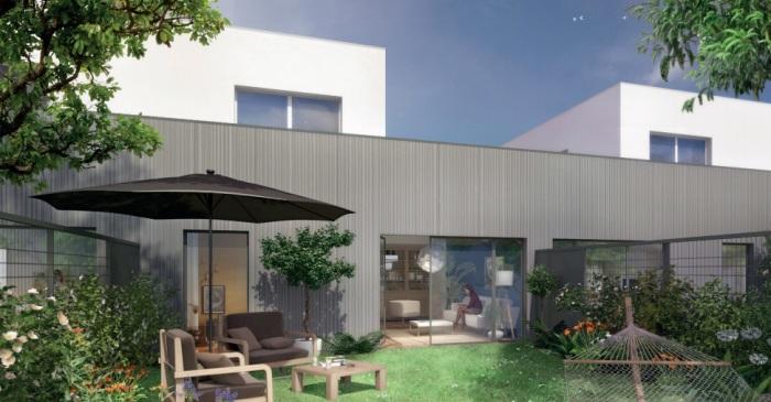 Maisons neuves et appartements neufs Maurepas - Patton - Bellangerais référence 5264 : aperçu n°2