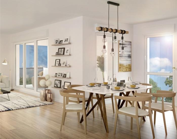 Maisons neuves et appartements neufs Maurepas - Patton - Bellangerais référence 5264 : aperçu n°1